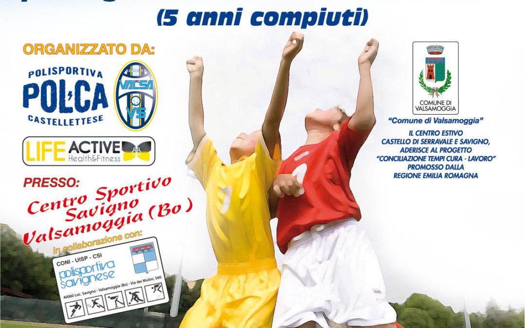 1 SETTIMANA DI CAMP IN REGALO!!!!