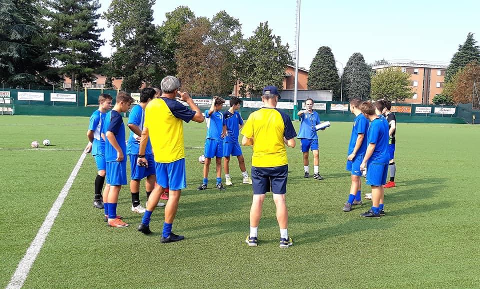 Inizia la preparazione per gli allievi 2004 FIGC e gli esordienti 2007